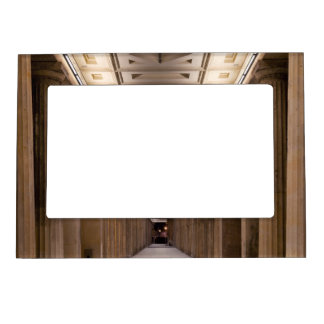 Colonnade Alte Nationalgalerie in Berlin Germany Magnetic Frame