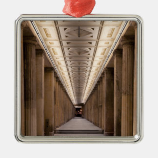 Colonnade Alte Nationalgalerie in Berlin Germany Metal Ornament