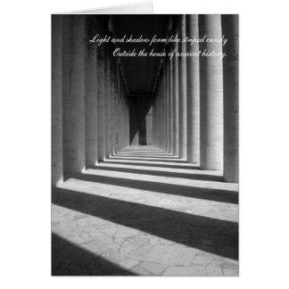 Colonnade Card