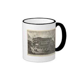 Colonnade House, Atlantic City Coffee Mug