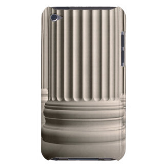 Colonnade of classic Ionic white marble columns iPod Touch Cover