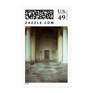 Colonnade Postage Stamp