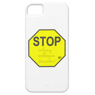 Colony Collapse Disorder: iPhone 5 Cover
