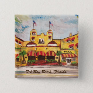Colony Hotel, Del Ray Beach Florida pin