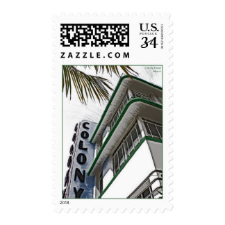 Colony Hotel, Miami, FL. Postage