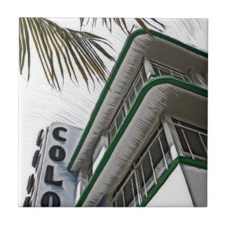 Colony Hotel, Miami, FL Ceramic Tiles