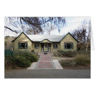 Colony House, Atascadero, CA Card