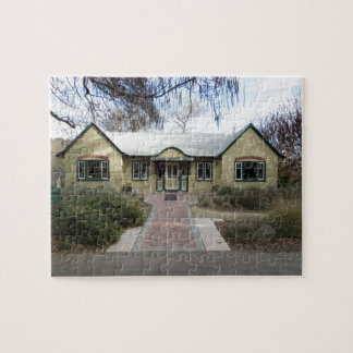 Colony House, Atascadero, CA Jigsaw Puzzle