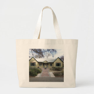 Colony House, Atascadero, CA Jumbo Tote Bag