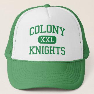 Colony - Knights - High School - Palmer Alaska Trucker Hat