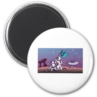 Colony of Gamers 2 Inch Round Magnet