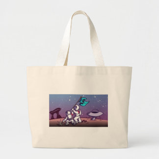 Colony of Gamers Large Tote Bag
