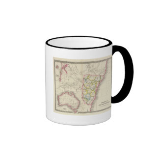 Colony of New South Wales Coffee Mug