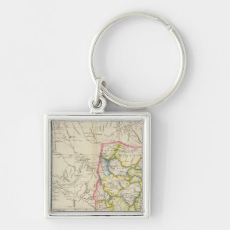 Colony of New South Wales Key Chain