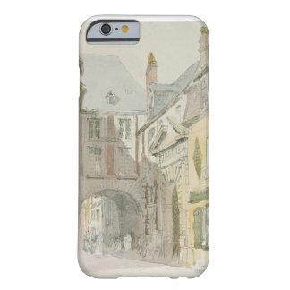 Coloque Barthelme, París, c.1829 (w/c y el lavado Funda De iPhone 6 Barely There