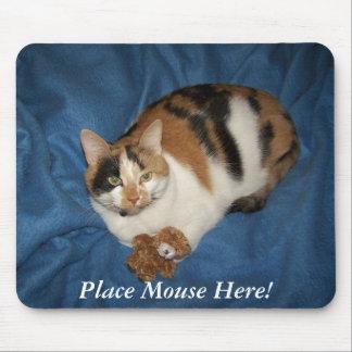 ¡Coloque el ratón aquí! Mousepads