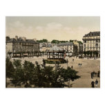 Coloque la Alsacia-Lorena, Lorient, obra clásica P Tarjetas Postales