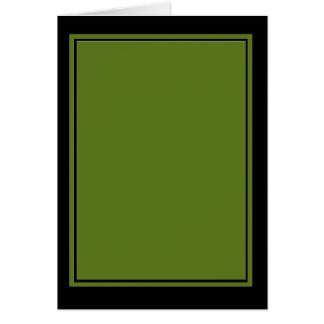 Color-02A- 5C7A1C Card