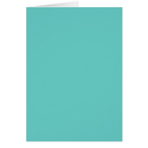 Color-07E-66CBC4 Card