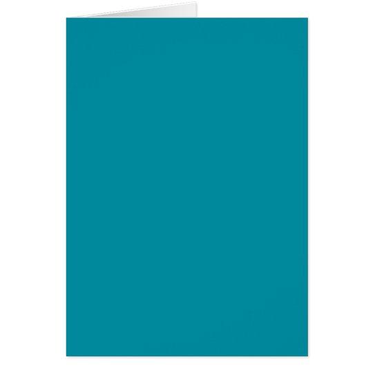 Color-08C-0090A5 Card