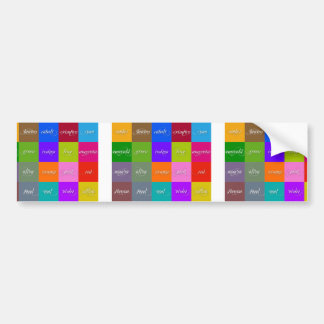 color-217899  color, bernstein, purple, emerald gr bumper sticker