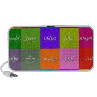 color-217899  color, bernstein, purple, emerald gr notebook speakers