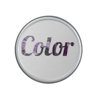 Color 2 altavoz