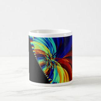 Color-3 salvaje taza clásica
