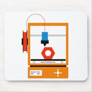 Color 3D Printer Mouse Pad