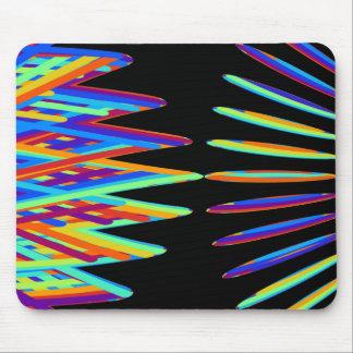 Color-5 Alfombrilla De Ratón
