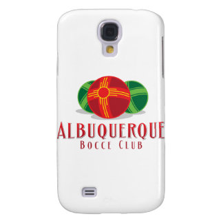 Color ABQ Bocce Club Samsung Galaxy S4 Covers