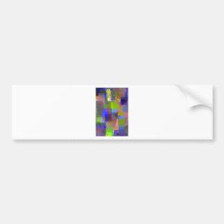 color abstract (23).jpg bumper sticker