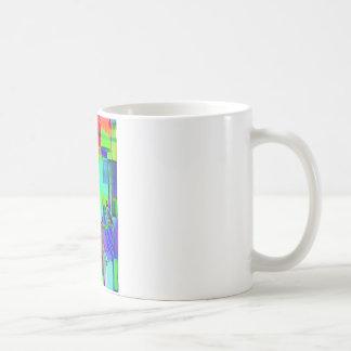 color abstract (2) coffee mug