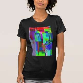 color abstract (2) t shirts