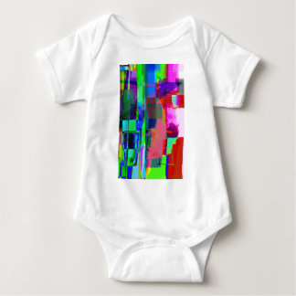 color abstract (34) baby bodysuit