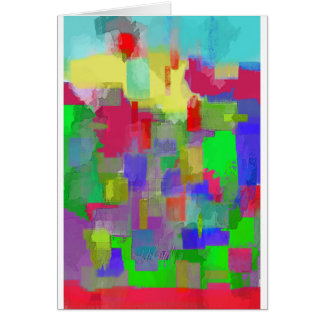 color abstract (6) card