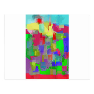color abstract (6) postcard