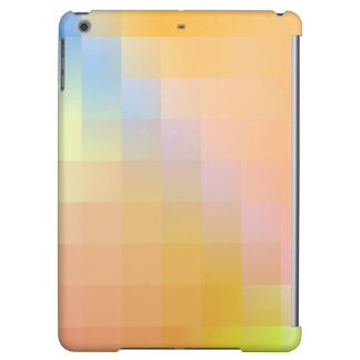 Color Abstraction iPad Air Covers