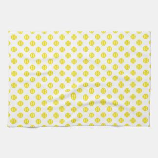 Color adaptable de la toalla de cocina de la pelot