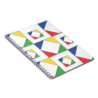Color ajustado libro de apuntes