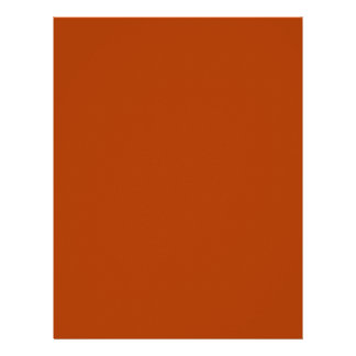Color anaranjado del moho profundo del oro del oto membrete