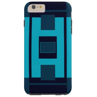 Color and Hues Blue Tough iPhone 6 Plus Case