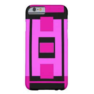 Color and Hues Pink Barely There iPhone 6 Case