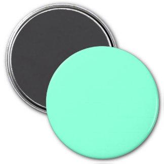 color aquamarine magnet