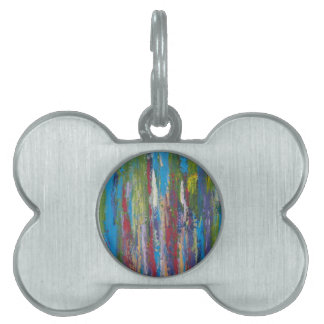 Color Avalanche Pet Name Tags