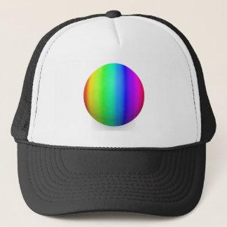 Color ball -324 trucker hat
