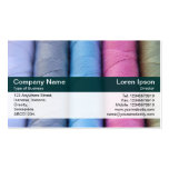 Color Band - Dk Green - Reels of Cotton Business Cards