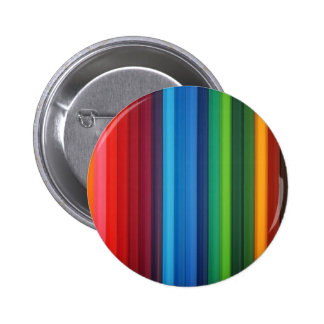 Color Band Pinback Button
