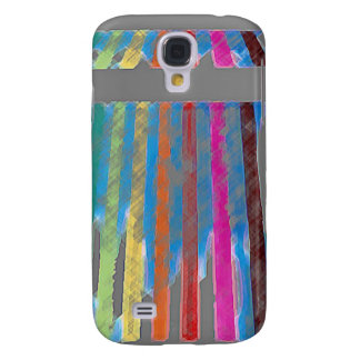 Color Band Rainbow Waterfall CricketDiane Galaxy S4 Cases