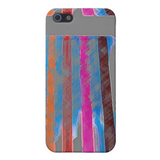 Color Band Waterfall CricketDiane Designer Stuff iPhone 5 Cover